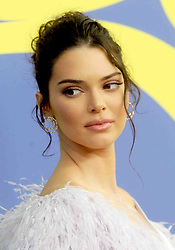 Kendall Jenner at the 2018 CFDA Awards at the Brooklyn Museum in New York City, NY, USA on June 4, 2018. Photo by Dennis Van Tine/ABACAPRESS.COM