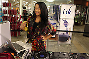 27 January 2011-New York , NY- DJ Saigon at ' For the Love of Color ' celebrating the vision of Eunice Johnson and the Ebony Fashion, Fair Cosemetics sponsored by Macy's and held at Macy's Herald Square on January 27, 2011 in New York City.  Photo Credit: Terrence Jennings