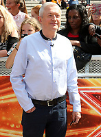 Louis Walsh, The X Factor 2017 - Bootcamp Judge Arrivals, The SSE Arena Wembley, London UK, 21 July 2017, Photo by Brett D. Cove