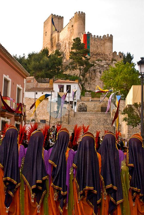 Fiestas de Moros y Cristianos. Almansa. Albacete ©Antonio Real Hurtado / PILAR REVILLA