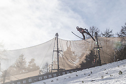 Halvor Egner Granerud (NOR) during the 1st round of the Ski Flying Hill Individual Competition at Day 2 of FIS Ski Jumping World Cup Final 2019, on March 22, 2019 in Planica, Slovenia. Photo Peter Podobnik / Sportida