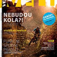 Velo Magazine CZ: cover(location: Kurdistan)
