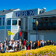 Pier 39 sign, San Francisco