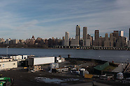 Raw 3rd Floor, View From nine on the Hudson, West New YORK, NJ