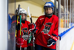 during Anze Kopitar's ice hockey academy in Sport hall Bled, 2nd July, 2020, Bled, Slovenia. Photo by Grega Valancic / Sportida