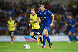 Tom Lawrence of Leicester City in action - Mandatory byline: Jason Brown/JMP - 19/07/2016 - FOOTBALL - Oxford, Kassam Stadium - Oxford United v Leicester City - Pre Season Friendly