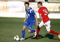 Fotball, 4. februar 2012 , Copa del Sol<br /> Molde - Spartak Moskva 0-3<br /> <br /> Magnus Wolff Eikrem , Molde<br /> Evgeni Makeev , SM<br /> <br /> , Spartak Moscow