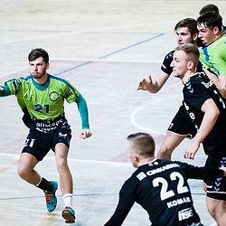 20201105: SLO, Handball - 1. NLB League - RD Urbanscape Loka vs RK Gorenje Velenje