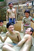 Thap Ba Hot Springs, Mud Bath