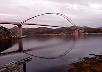 Bridge Korssund - Sogn og Fjordane