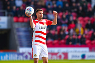 Matty Blair of Doncaster Rovers (17) during the EFL Sky Bet League 1 match between Doncaster Rovers and Coventry City at the Keepmoat Stadium, Doncaster, England on 4 May 2019.