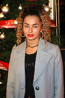 Ella Eyre, Hyde Park Winter Wonderland - Opening night Photocall, Hyde Park, London UK, 17 November 2016, Photo by Richard Goldschmidt