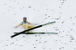 Robert KRANJEC of Slovenia during Flying Hill Individual Final Round at 2st day of FIS Ski Jumping World Cup Finals Planica 2011, on March 17, 2011, Planica, Slovenia. (Photo By Matic Klansek Velej / Sportida.com)