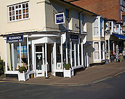Contemporary art gallery and shop, Aldeburgh, Suffolk, England