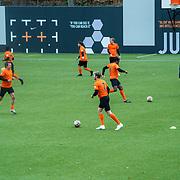 NLD/Zeist/20191123 - Voetbal selectiedag Nederlandse artiesten, training