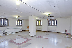 Sterling Memorial Library SML Tech Services Construction Progress. First Photo Submission. Second Floor.