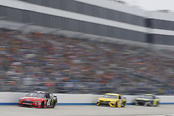 May 6, 2018 - Dover, Delaware, United States of America - Kurt Busch (41) brings his race car down the front stretch during the AAA 400 Drive for Autism at Dover International Speedway in Dover, Delaware. (Credit Image: © Chris Owens Asp Inc/ASP via ZUMA Wire)