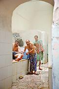 Public baths in Tunis