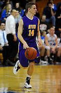 Avon at Midview boys high school varsity basketball on February 15, 2011.