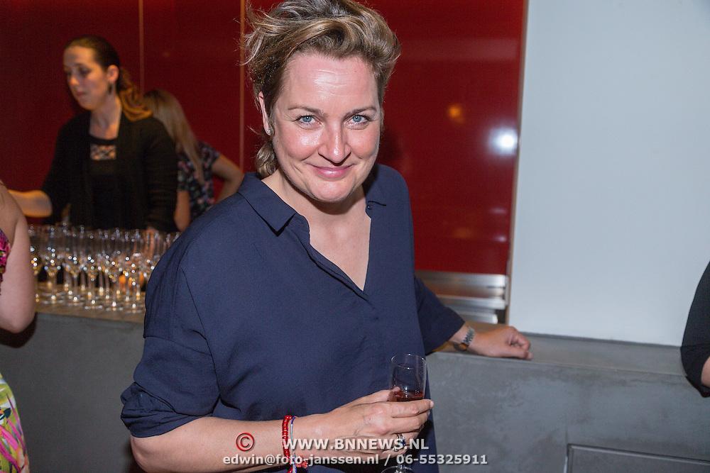 NLD/Amsterdam/20150929 - Premiere LULverhalen - Ladies on Stage, Margriet ter Linden
