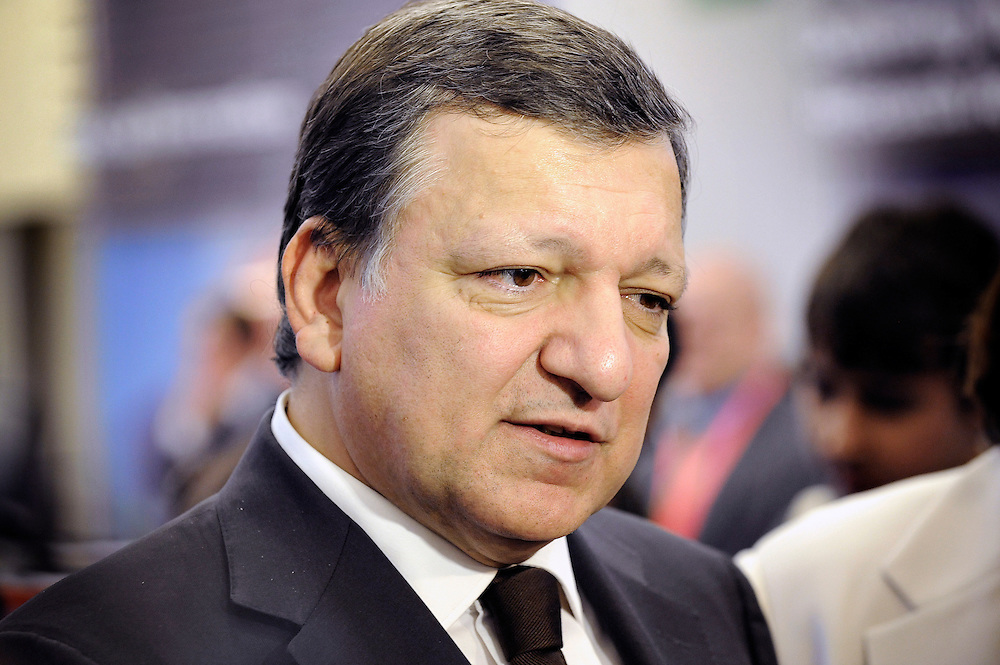 20111205 - Belgium - Brussels - Innovation Convention 2011 -  Tour stand -  Jose Manuel Barroso, President of the European Commission and © European Union / Scorpix