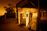 Hackberry General Store, Route 66, Hackberry, Arizona, gas pumps, nostalgic, Americana, sepia, roadside,