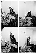 Everett Morton The London Beat - 1981 photosessions with The Beat.
