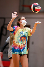 07/16/20 BHS Volleyball Practice
