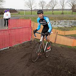 11-01-2020: Wielrennen: NK Veldrijden: Rucphen<br />Thanas Stefanus