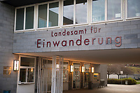 DEU, Deutschland, Germany, Berlin, 15.01.2020: Gebäude, Aussenansicht des neuen Landesamts für Einwanderung. Seit Anfang des Jahres hat Berlin als erstes Bundesland ein eigenständiges Landesamt für Einwanderung.