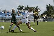 2007 FAU Women's Soccer vs North Texas, October 7, 2007.