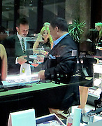 """David Arquette buying Jewerly..The Ultimate TrunkShowhosted by Mercedes-Benz Of Beverly Hills..""""The Spirit of Hope Award"""" presented to army veteran, actor and """"Dancing with the Stars"""" contestant, JR Martinez..Beverly Hill, CA, USA..Thursday October 20, 2011..Photo ByCelebrityVibe.com..To license this image please call (323) 325-4035; or Email:CelebrityVibe@gmail.com ;.website: www.CelebrityVibe.com .**EXCLUSIVE**."""