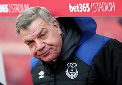 Everton manager Sam Allardyce
