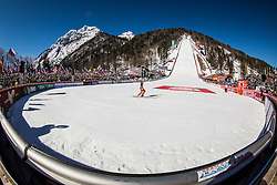 Feature during Ski Flying Hill Team Competition at Day 3 of FIS Ski Jumping World Cup Final 2016, on March 19, 2016 in Planica, Slovenia. Photo by Vid Ponikvar / Sportida