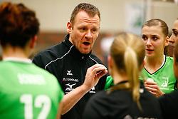 20141217 NED: Challenge Cup, Coolen Alterno - VDK Gent: Apeldoorn<br />Wilfried Groothuis, headcoach of Coolen Alterno<br />©2014-FotoHoogendoorn.nl / Pim Waslander