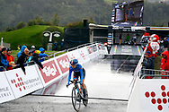 Camilla Alessio (Italy) during the 2018 UCI Road World Championships, Women Juniors Individual Time Trial 20 km on September 24, 2018 in Innsbruck, Austria - Photo Luca Bettini / BettiniPhoto / ProSportsImages / DPPI