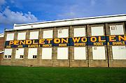 The Pendleton Woolen Mills, Pendleton, Oregon