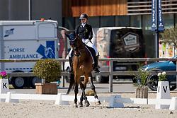 Collard Clara, BEL, Escape<br /> CDI3* Opglabbeek<br /> © Hippo Foto - Sharon Vandeput<br /> 23/04/21