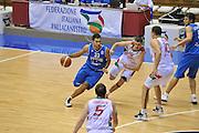 Trieste 8 Settembre 2012 Qualificazioni Europei 2013 Italia Bielorussia<br /> Foto Ciamillo<br /> Nella foto : pietro aradori