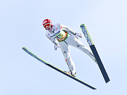 03.01.2012, Olympiaschanze/ Bergisel Stadion, AUT, 60. Vierschanzentournee, FIS Weltcup, Qualifikation, Ski Springen, im Bild Richard Freitag (GER) // Richard Freitag of Germany during qualification at the 60th Four-Hills-Tournament of FIS World Cup Ski Jumping at Olympiaschanze / Bergisel Stadion, Austria on 2012/01/03. EXPA Pictures © 2012, PhotoCredit: EXPA/ P.Rinderer