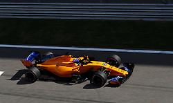 September 29, 2018 - Sochi, Russia - Motorsports: FIA Formula One World Championship 2018, Grand Prix of Russia, .#14 Fernando Alonso (ESP, McLaren F1 Team) (Credit Image: © Hoch Zwei via ZUMA Wire)