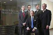 The attorneys of Reed Weitkamp Schell & Vice, PLLC, photographed for Best Lawyers.