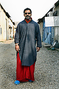 Yousuf Bashir Qureshi who started the Commune gallery space in the dock area of Karachi.