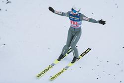03.01.2021, Bergiselschanze, Innsbruck, AUT, FIS Weltcup Skisprung, Vierschanzentournee, Innsbruck, Einzelbewerb, Herren, im Bild Andrzej Stekala (POL) // Andrzej Stekala of Poland during the men's individual competition for the Four Hills Tournament of FIS Ski Jumping World Cup at the Bergiselschanze in Innsbruck, Austria on 2021/01/03. EXPA Pictures © 2020, PhotoCredit: EXPA/ JFK