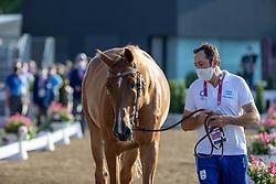 Sejanes Fabian, ARG, Emir, 304<br /> Olympic Games Tokyo 2021<br /> © Hippo Foto - Dirk Caremans<br /> 31/07/2021