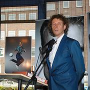 NLD/Amsterdam/20131018 - Boekpresentatie Dennis Bergkamp, Jaap Visser