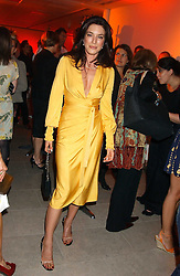 Actress JAIME MURRAY at a cocktail party hosted by MAC cosmetics to kick off London Fashion Week at The Hospital, 22 Endell Street London on 18th September 2005.At the event, top model Linda Evangelista presented Ken Livingston the Lord Mayor of London with a cheque for £100,000 in aid of the Loomba Trust that aims to privide education to orphaned children through a natural disaster or through HIV/AIDS.<br /><br />NON EXCLUSIVE - WORLD RIGHTS