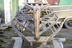 Skin Boat Frame