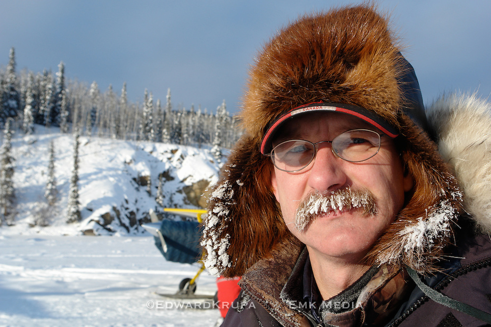 An Ice Pilot - Out in the Cold series for Discovery Channel.