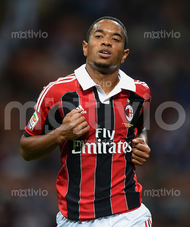 FUSSBALL INTERNATIONAL   SERIE A   SAISON 2012/2013    AC Mailand - Atalanta  15.09.2012 Urby Emanuelson (AC Mailand)